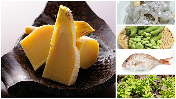 Essential Japanese Ingredients for the Springtime Epicurean