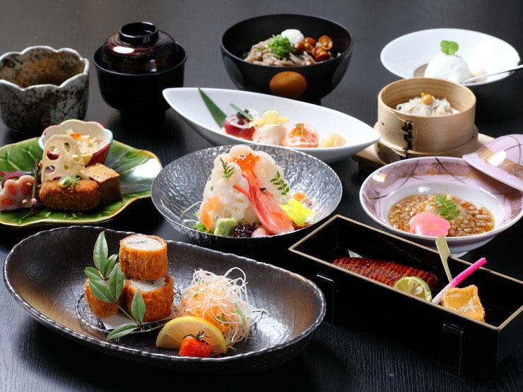 West japan sakura combining hanami history haute cuisine for Asian cuisine history