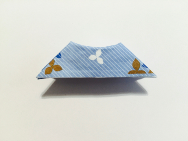 Chopstick Wrapper Origami