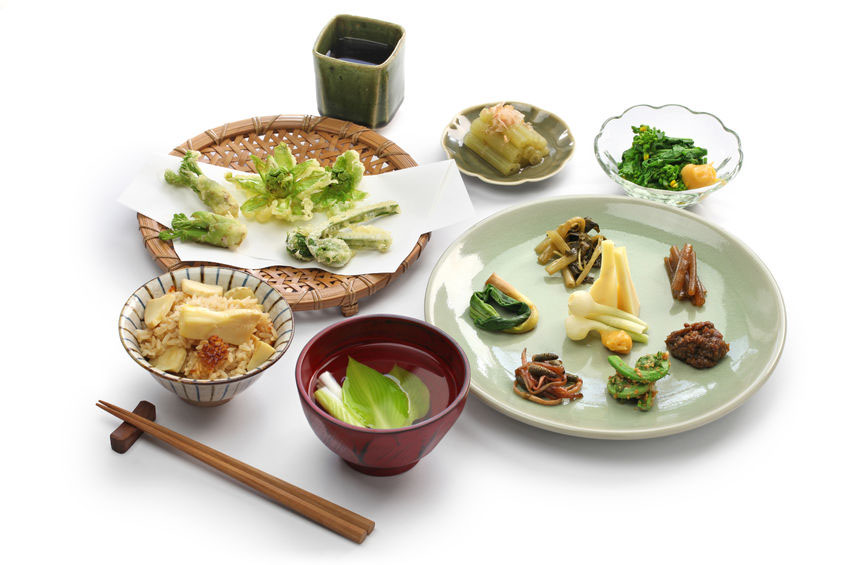 Shojin Ryori: Japan's Sophisticated Buddhist Cuisine
