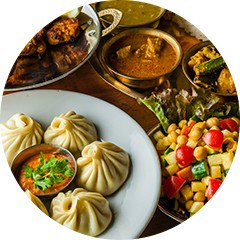 What is Nepalese cuisine?