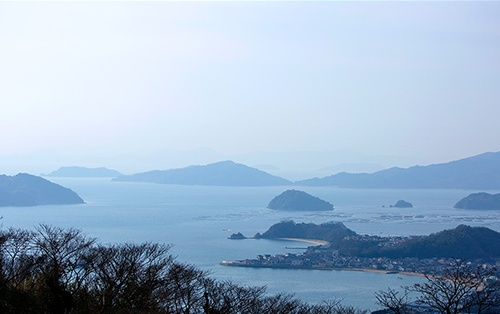 Celebrate the local flavor of Setouchi