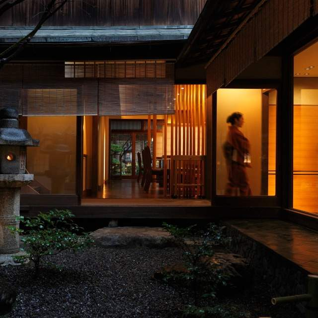 What makes Kyoto's kappo restaurants so exceptional?