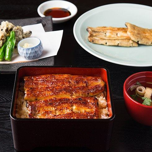 Where unagi is steeped in tradition