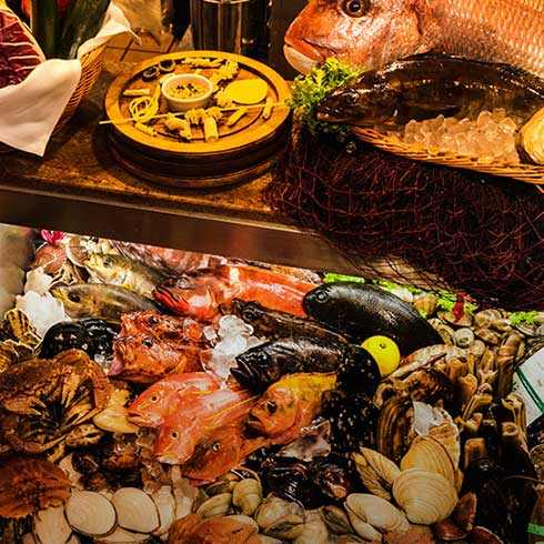 Seafood is hip again in Tokyo