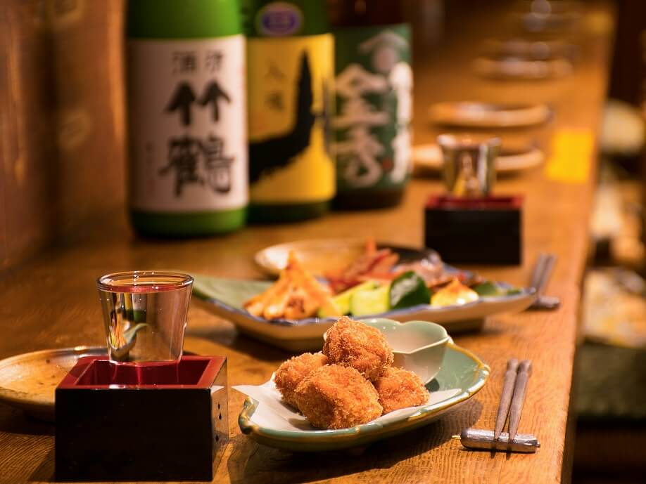 Sake Sommelier will lecture on what food goes well with which type of sake.