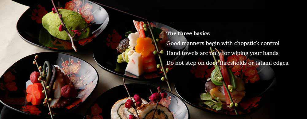 Japanese Table Manners - SAVOR JAPAN