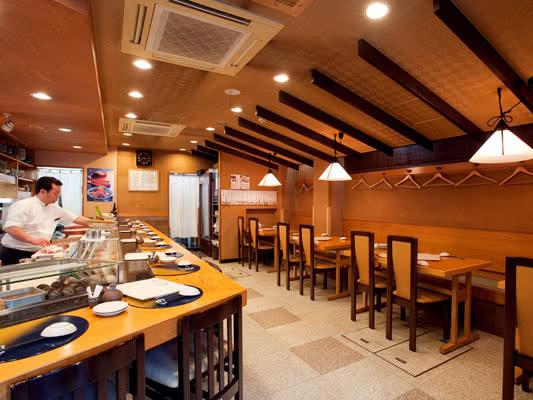 Tokyo Skytree Restaurants Asakusa Sushi