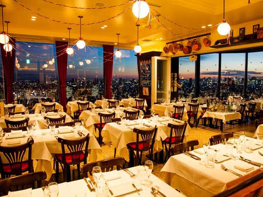 Tokyo Skytree Restaurants