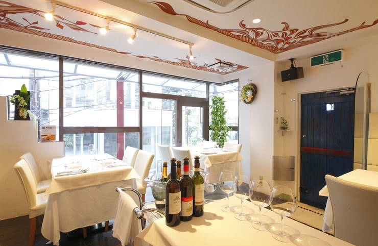 Best Italian Restaurants In Shibuya