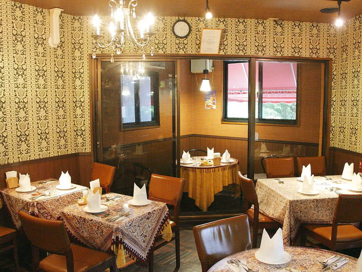 Indian restaurants in tokyo to spice things up