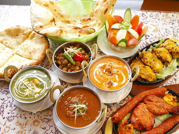 7 Indian Restaurants In Tokyo To E Things Up