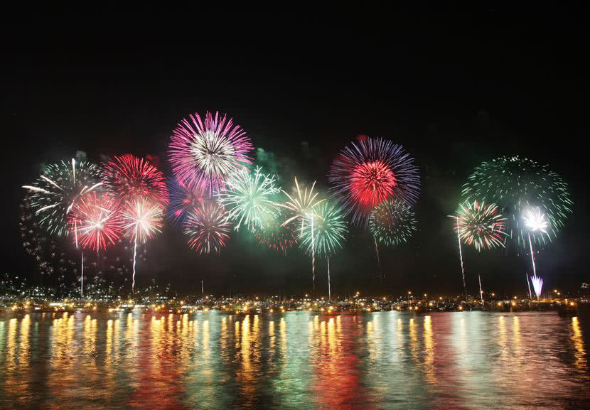 Tokyo Fireworks and Restaurants: A Sumptuous Summer Guide