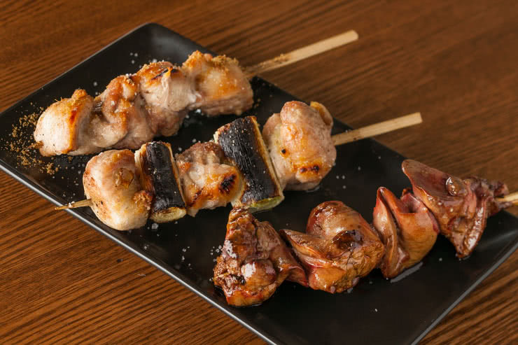 Where to Eat Yakitori in Tokyo (Japanese Grilled Chicken Skewers)