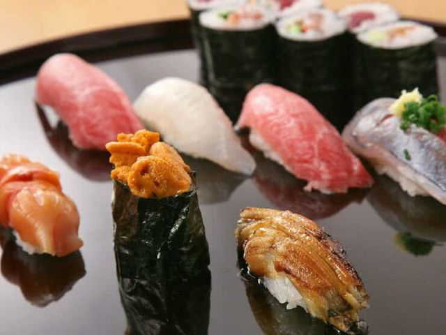 15 Great Sushi Restaurants in Ueno