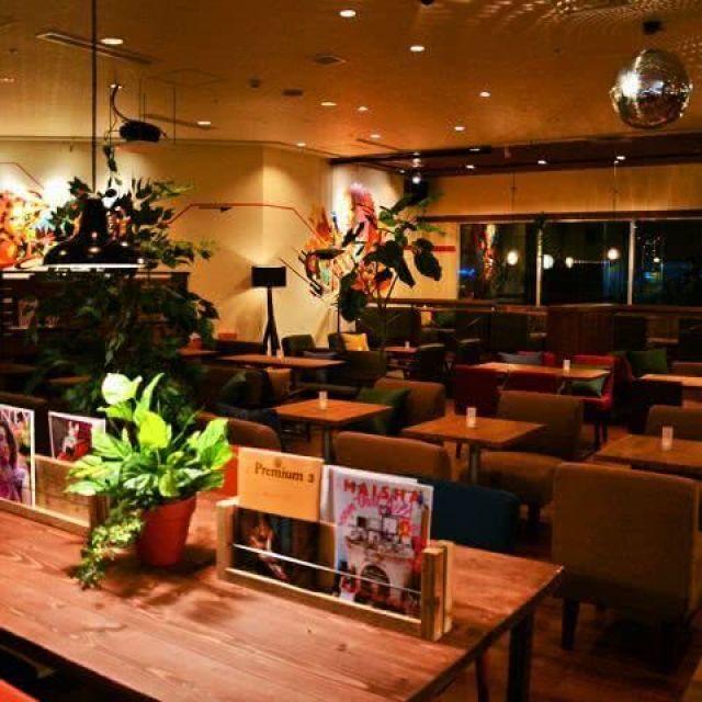 Tokyo matchmaking cafe