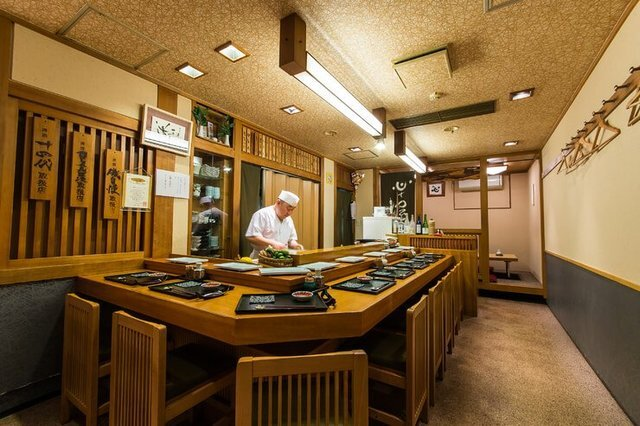 Fierce Competition For The Best Sushi 14 Top Sushi Restaurants In