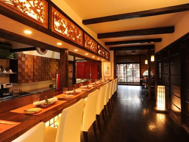 Fancy Restaurants With Chic Designs In Kyoto