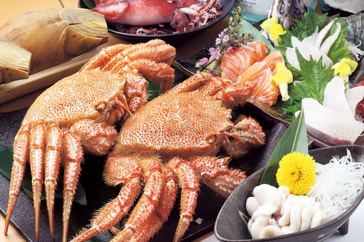 10 Restaurants Offering Delicious Crab Dishes in Hokkaido in