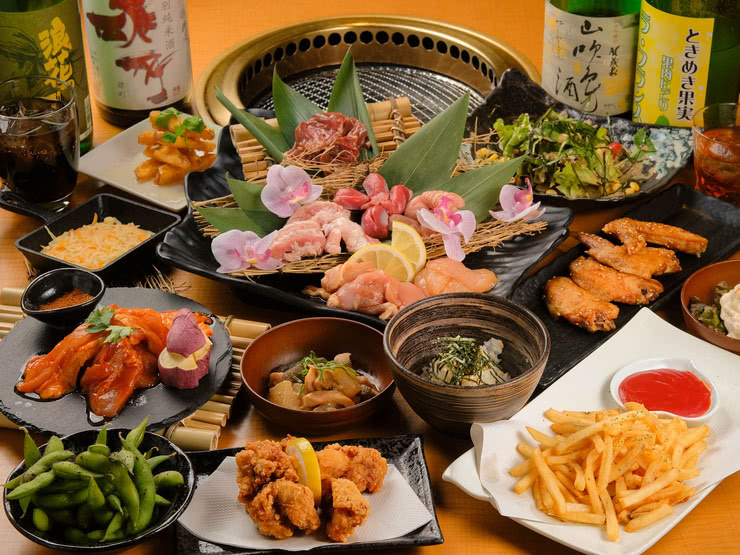 29 All You Can Eat Restaurants In Osaka That Are Good Value