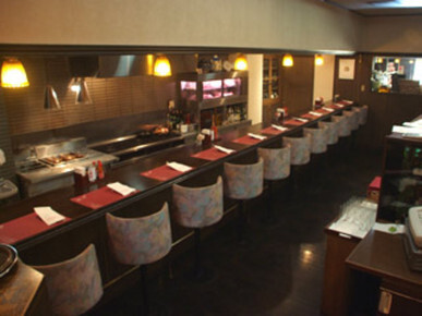 Steak House Kitchen Hida_Inside view