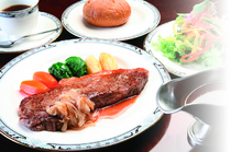 Steak House Kitchen Hida_A-5 grade Hida Beef Ribeye Steak  150g set