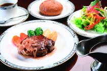 Steak House Kitchen Hida_A-5 grade Hida Beef Fillet Steak   150g set