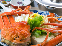 Kani Kaga Ryori Kadofuku_Ultimately luxurious [Kanisuki (sukiyaki style crab hot pot]