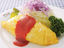 Milky Wave_Omurice is the most popular menu item!