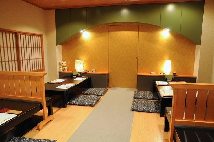 Japanese Restaurant Kisei_Inside view
