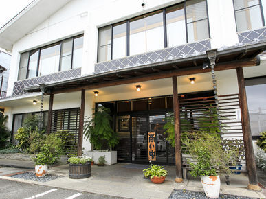 Japanese Cuisine Ryotei Kadomatsu_Outside view