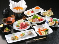 "Gochisodokoro Shohachi_From the reasonable to the luxurious, we have a variety of ""Banquet Plans"""