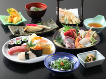 Sushi Kapppo Otanko Funabashi Branch_Course meals that let you savor the taste of seasonal seafood and sushi for a reasonable price