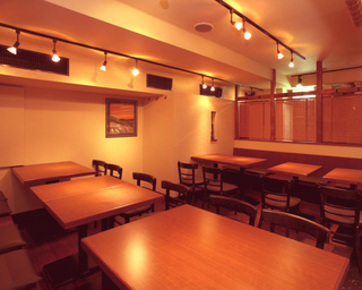 Yakitori House Nonchan_Inside view