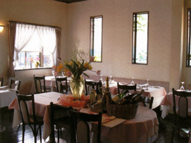 French Restaurant Rivage_Inside view