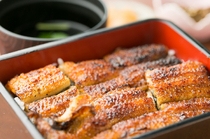 Unagi no Satsuma_Most of all, we want you to try our chef's signature unaju - broiled eel served over rice.