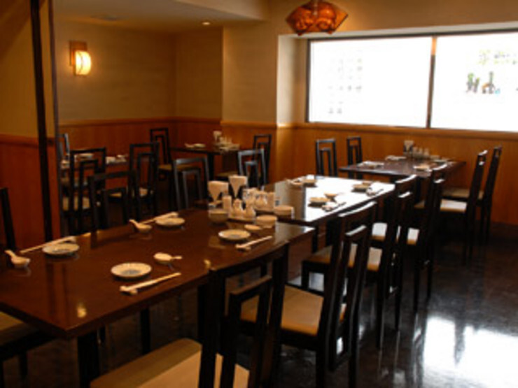 Chinese Restaurant Chanchan_Inside view