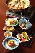 "Kanda Ajigura Namakoya_[Limited offer] Savor an authentic dobujiru (monkfish broth) hot pot dish in the ""Monkfish Kaiseki Course Menu"""