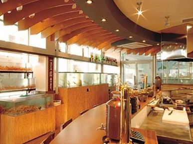 Hakodate Dining Gaya_Inside view