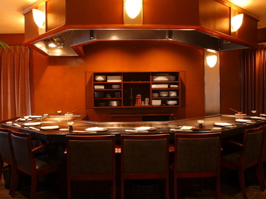Steak House Ohmi_Inside view