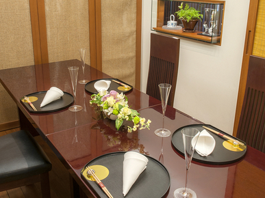 Japanese Restaurant Sambi_Private room