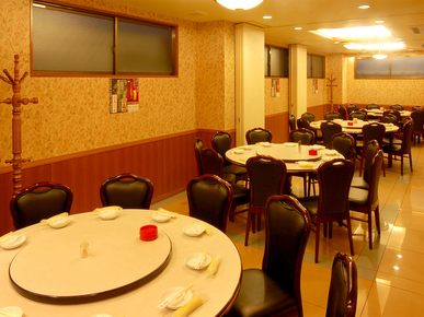 Chinese Taiwan Restaurant Misen_Inside view