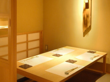 Ginkuma Saryo_Private room