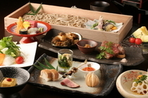 Ginkuma Saryo_The Momo (Beef Round) Course (8 dishes) is the most popular of all our courses