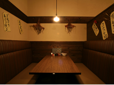 Oyaji Dining Shobu_Inside view