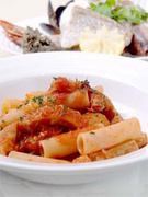 Cuoco di Mare_The exquisite texture and well-blended sauce are top-class.