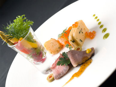 Fine Dining Blue Star_Cuisine