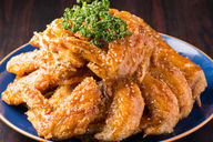Specialized Restaurant of Yakitori x Chicken Wing Karaage with Secret Recipe Tori no Kyube Meieki Main branch