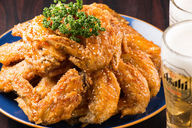 Hideaway Private Rooms Specialized Restaurant of Chicken Wing Karaage with Secret Recipe and Authentic Yakitori Torishin Meieki branch