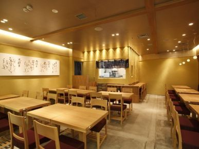 Hitsumabushi Nagoya Bincho Esca Location_Inside view
